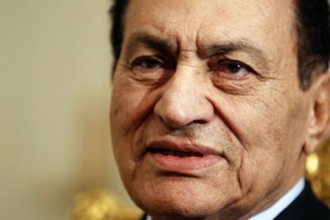 Hosni Mubarak. | Reuters