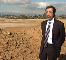 Javier Parro, gestor de la cooperativa Jardín de Europa. | Elmundo.es
