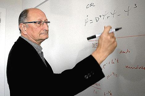 Maxi San Miguel, director del Instituto de Física Interdisciplinar y Sistemas Complejos   Cati Cladera
