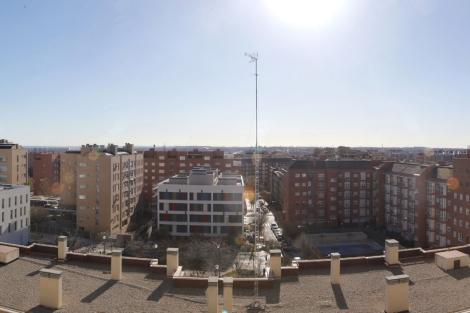 Bloques de pisos en Madrid. | El Mundo