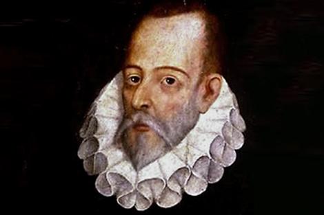 Retrato de Miguel de Cervantes. | El Mundo