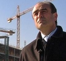 José Manuel Vázquez Sacristán, concejal de Urbanismo de Getafe.   I. G. N.