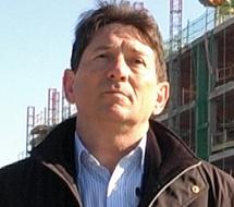 Ignacio Sánchez Coy, concejal de Vivienda del Ayuntamiento de Getafe.   I. G. N.