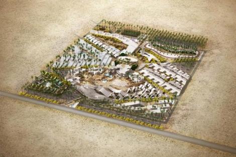 En 'Boom' se involucrarán diez estudios de arquitectos.   Elmundo.es