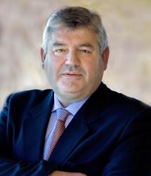 El alcalde Fernando Pensado.