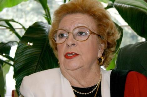 Florinda Chico. | Efe