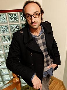 A. Fernández-Mallo, el pasado enero. | J. Barbancho