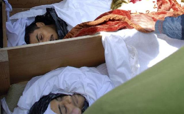Las imágenes dan fe de la represión. | AP
