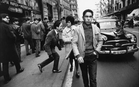 'Piropo a la Via Laietana, Barcelona 1962'.  ELMUNDO.es