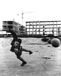 'Carrer de Guipúscoa, Barcelona 1962'.  ELMUNDO.es