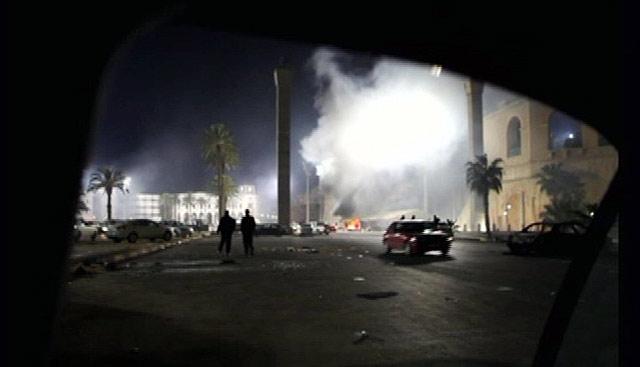Altercados en la ciudad de Trípoli. | Ap