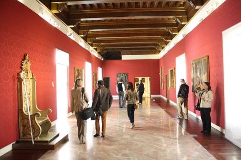 Una de las 12 salas del nuevo Museo Diocesano. | E.M.