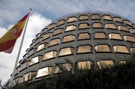 Edificio del Tribunal Constitucional en Madrid. | Alberto Di Lolli