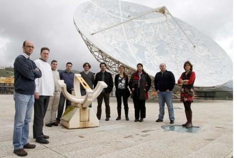 Investigadores Ramón y Cajal del Instituto Astrofísico de Canarias. | Pepe Torres