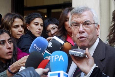 Pedro Castro, alcalde de Getafe. | Antonio Heredia