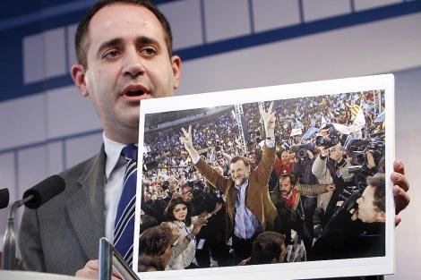 El secretario general del PSPV, Jorge Alarte. | José Cuéllar