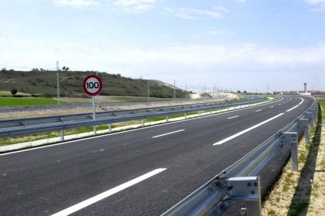 Autovía M-506 en Madrid. | Carlos Miralles