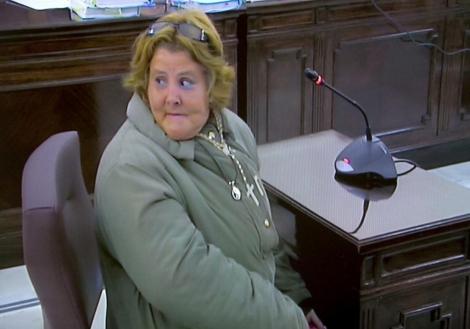Isabel García.   Efe