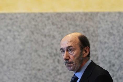 Alfredo Pérez Rubalcaba. | Reuters