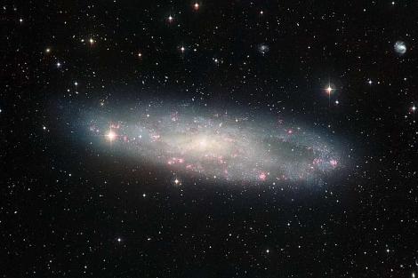 Imagen obtenida en el Observatorio de La Silla de Chile. | ESO.