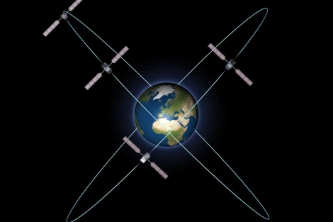 El sistema de navegación EGNOS se presenta este miércoles.   ESA