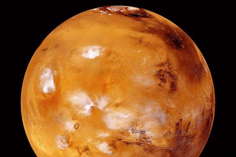 Los investigadores estudiarán las mejores zonas marcianas para buscar vida. | CSIC