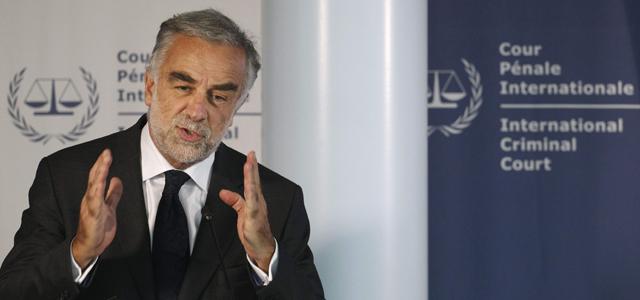 El fiscal jefe de la Corte Penal Internacional, Luis Moreno Ocampo. | Reuters