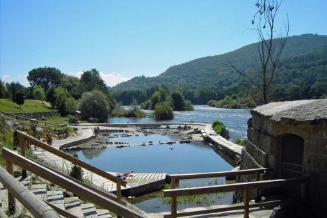 Pozas de Muiño da Veiga (Ourense). | Padroado de Turismo de Ourense