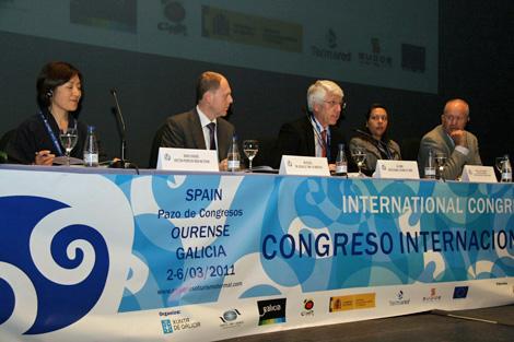 Momento del congreso. | Xunta de Galicia