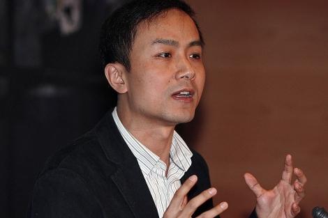 El bloguero chino 'Michael Anti'. | Alberto Cuellar