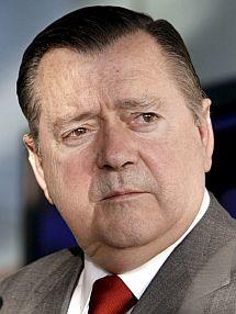 El actual consejero delegado del Santander, Alfredo Sáenz.   Efe