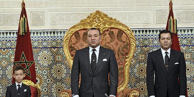 El Rey de Marruecos, tras anunciar las reformas. | Efe