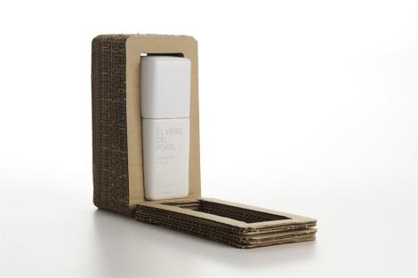 Packaging diseñado por CuldeSac para El Verd del Poaig.