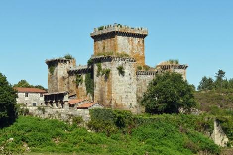 Estado que presentaba la fortaleza en el verano de 2010. | S. P.