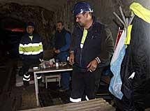 Mineros de EMED. | Elisabeth Domínguez