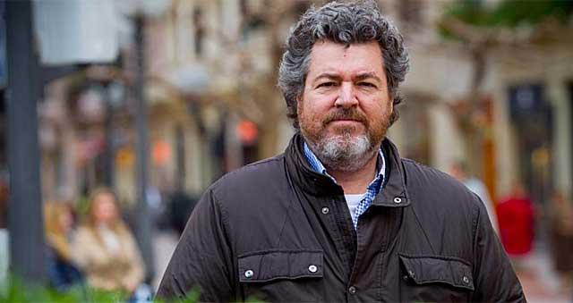 El director de EQUO, Juan López de Uralde. | Mitxi.