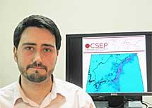 Álvaro González. | CSEP