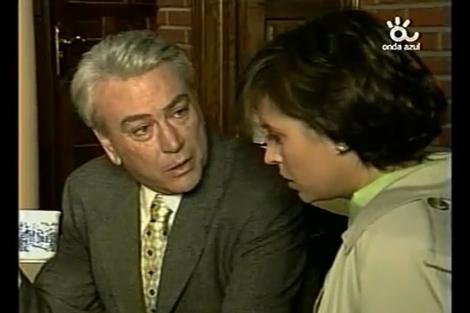 Andrés Resino en una de sus apariciones televisivas