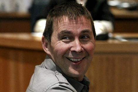 Arnaldo Otegi durante un juicio en la Audiencia Nacional. | Efe
