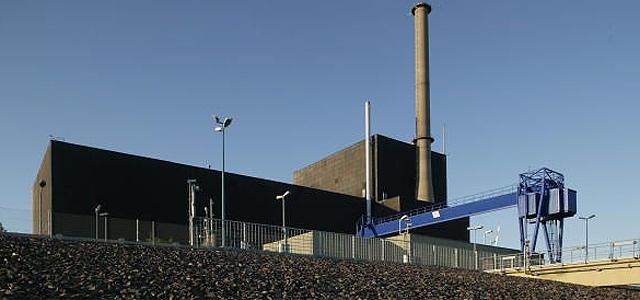 La central nuclear de Brunsbüttel, construida en 1971, es la más antigua.
