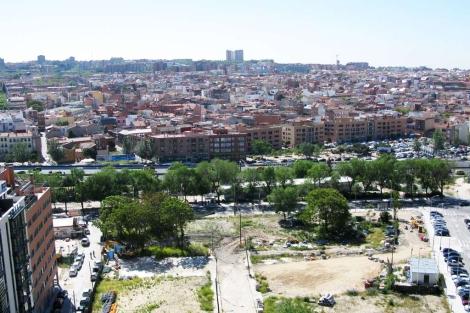 Imagen de la zona del residencial Adelfas en Madrid. | ELMUNDO.es.