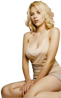 Scarlett Johansson. | EL MUNDO