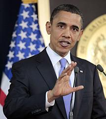 Obama, este martes. | AP