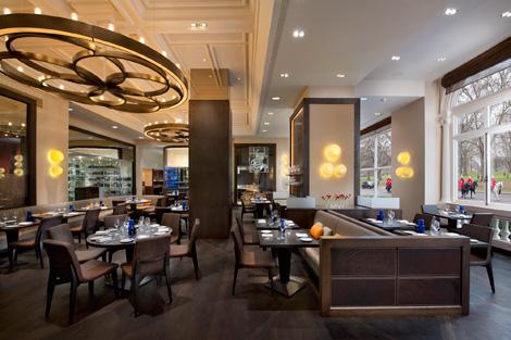 Panorámica de la sala del Dinner.| ELMUNDO.es