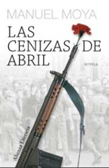 Portada de 'Las cenizas de abril'. | Alianza Editorial