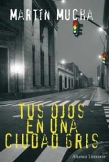 Portada de 'Tus ojos en una ciudad gris'.   Alianza Editorial