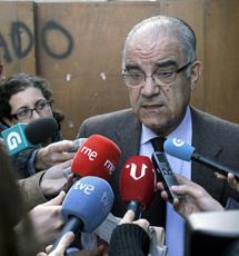 García Costas, consejero. | Efe