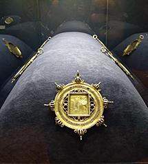 Patenas, las joyas del museo. | A.F.S.