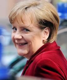 Angela Merkel. (AP)
