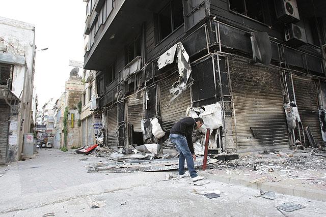 Al menos doce personas han fallecido en los últimos días en Latakia, a 348 km. de Damasco. | Efe